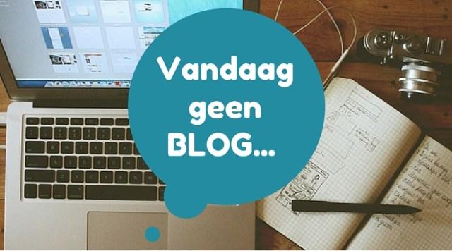geen blog