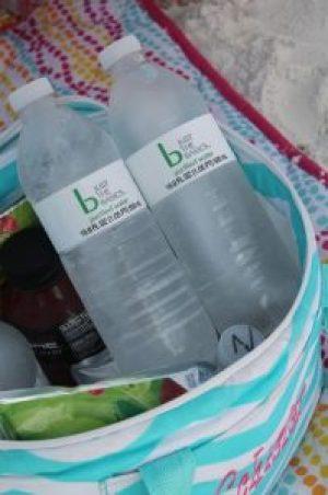 flessen water invriezenn