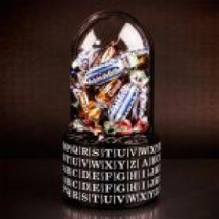 Puzzle Pod cadeau-cryptex