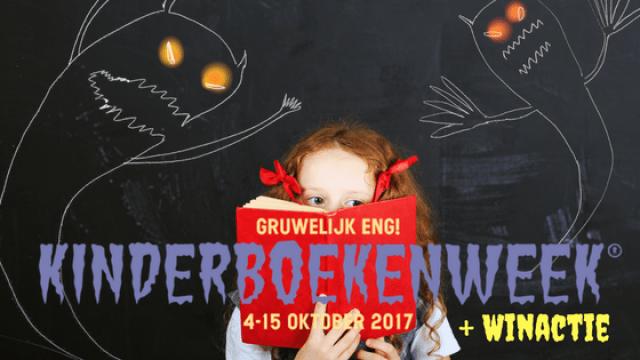 Kinderboekenweek Gruwelijk Eng