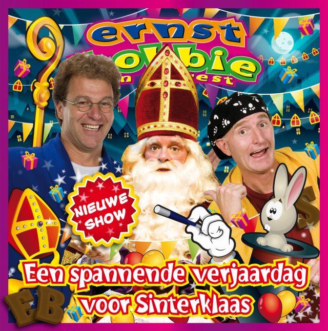 Ernst en Bobbie Sinterklaasshow