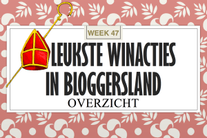 De leukste winacties in Bloggersland