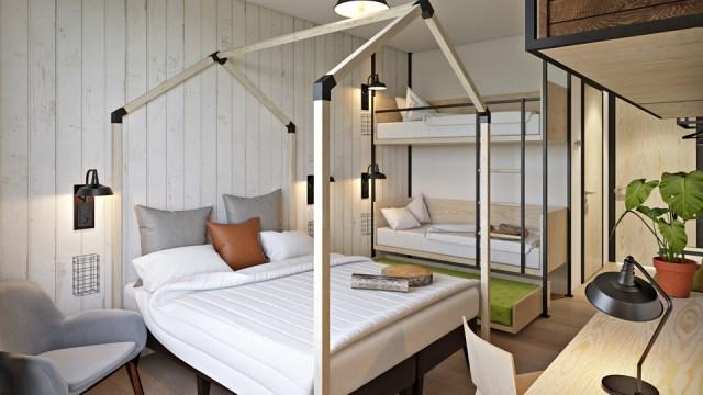 GreenHouse Room
