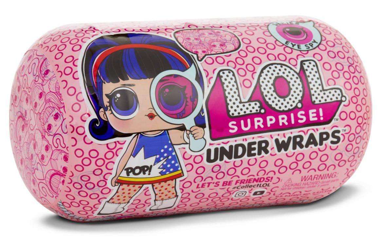 L.O.L. Surprise Eye Spy UnderWraps