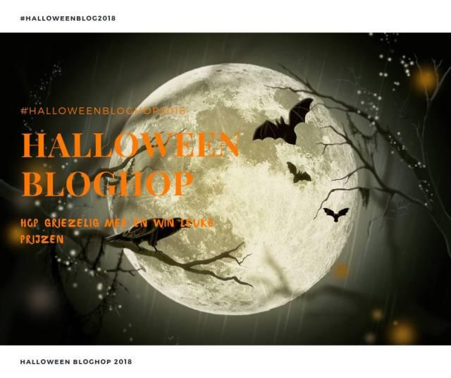 Blog Hop Halloween
