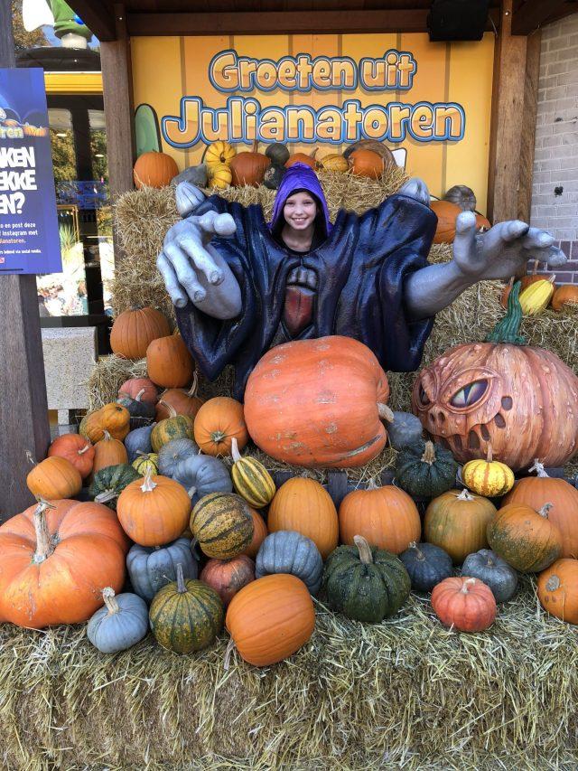 Kom lekker Griezelen tijdens Halloween in de Julianatoren