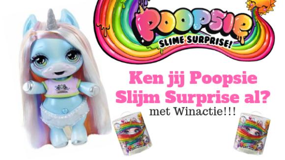 Ken jij Poopsie Slijm Surprise al? + winactie