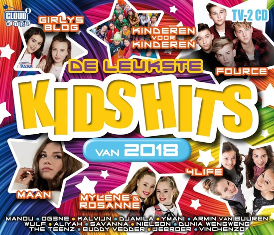 Kids Hits van 2018
