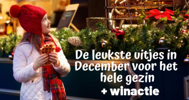 De leukste uitjes in December voor het hele gezin + winactie Rotterdams Philharmonisch Orkest