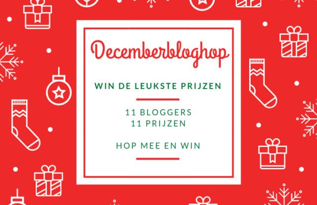 December Blog Hop Winacties