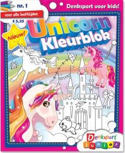 Unicornn Kleurblok