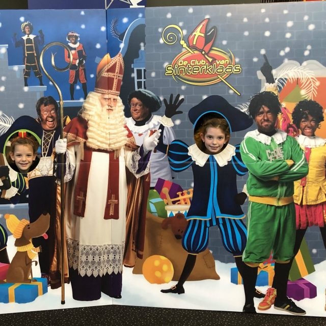 Club van Sinterklaas Feest Kinepolis