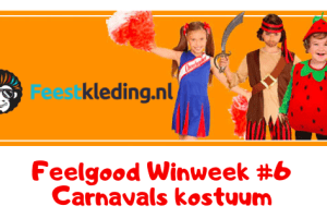 Feelgood Winweek #6 Carnavals kostuum