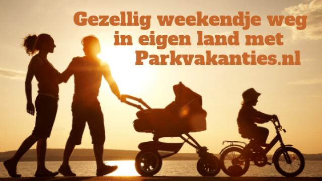 Gezellig weekendje weg in eigen land met Parkvakanties (foto Door YanLev/Shutterstock)