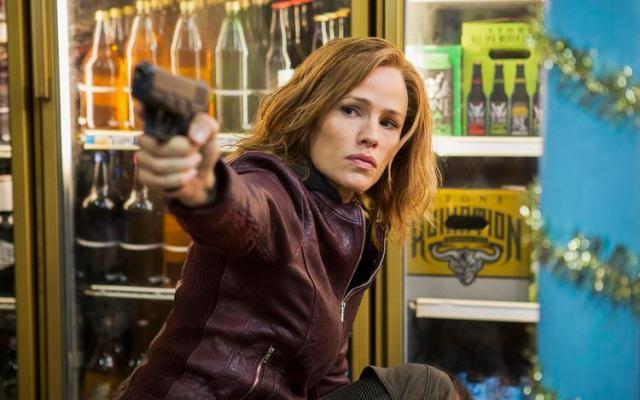 Jennifer Garner stars in PEPPERMINT