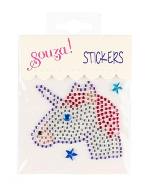 Souza Fun Sticker Eenhoorn