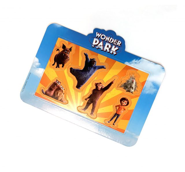Wonder Park PhotoFrame