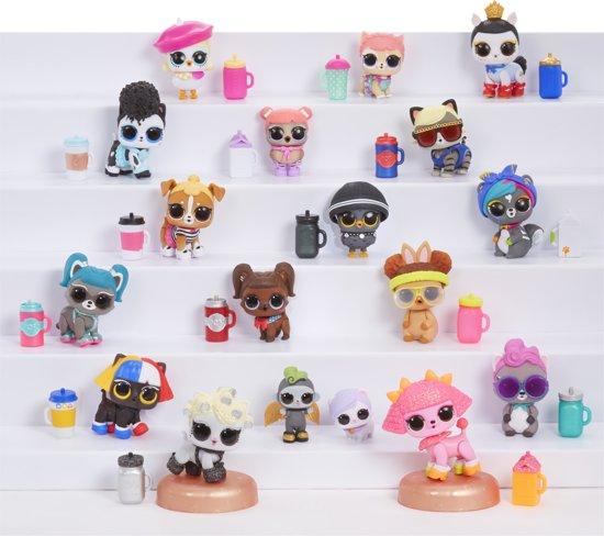L.O.L. Surprise! Makeover Fuzzy Pets