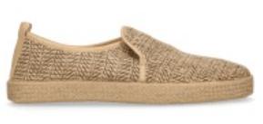 Heren schoenen touwzool