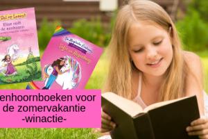 Leuke Eenhoorn boeken voor de zomervakantie