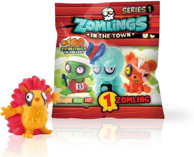 Zomlings One Pack