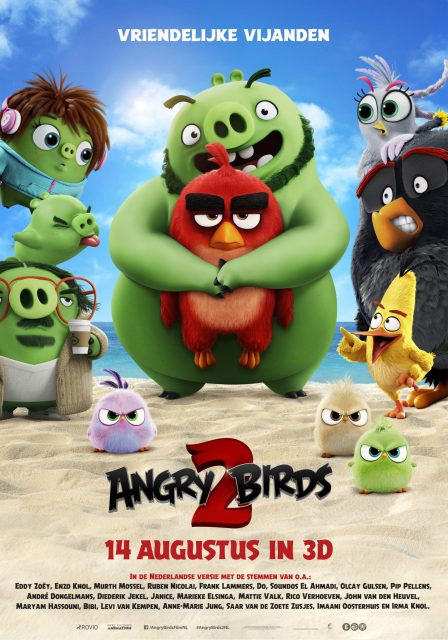 Angry Birds 2 filmposter