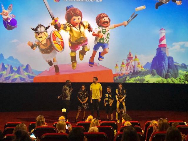 Playmobil de film - premiere stemmencast