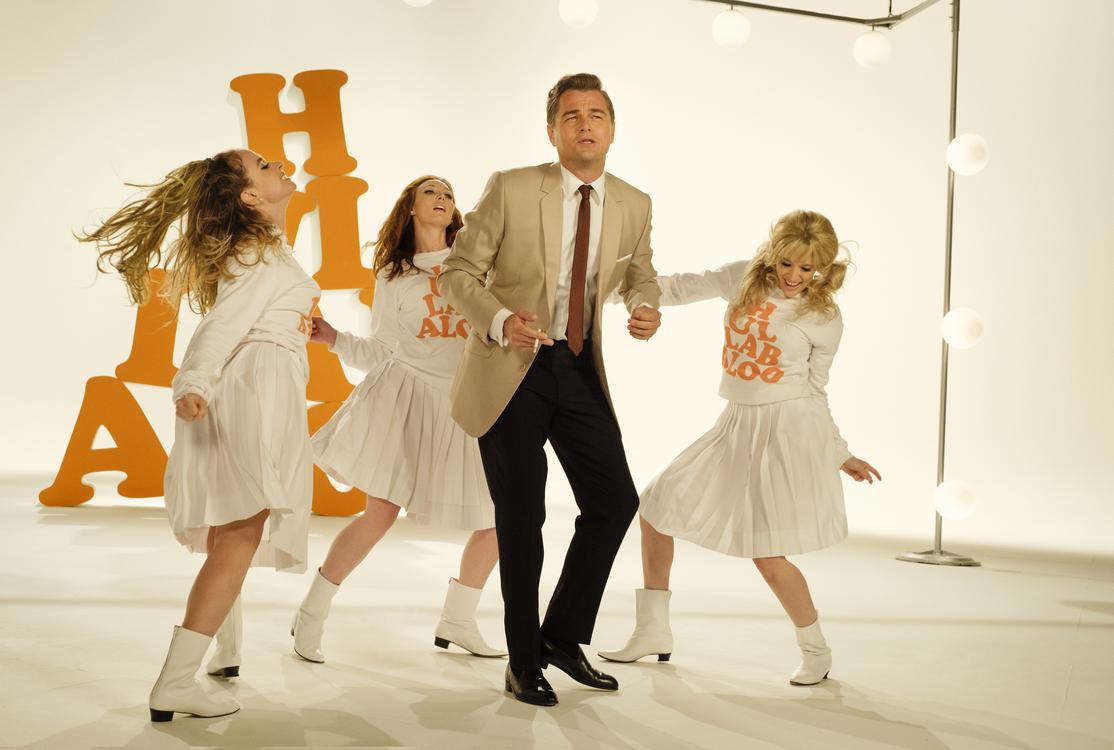 Leonardo DiCaprio star in Columbia Pictures ÒOnce Upon a Time in Hollywood""