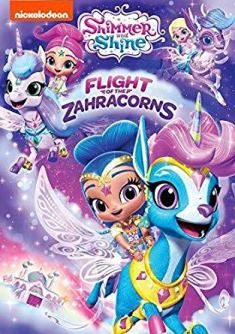 Shimmer & Shine Volume 9: Flight of the Zahracorns