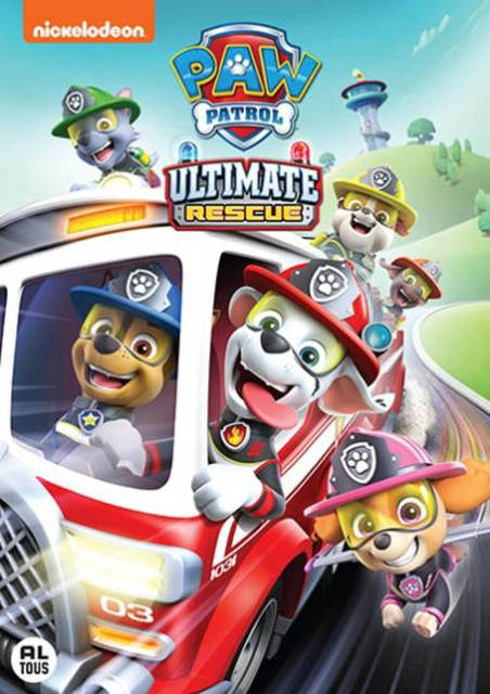 Paw Patrol Volume 21: Ultieme Reddingen