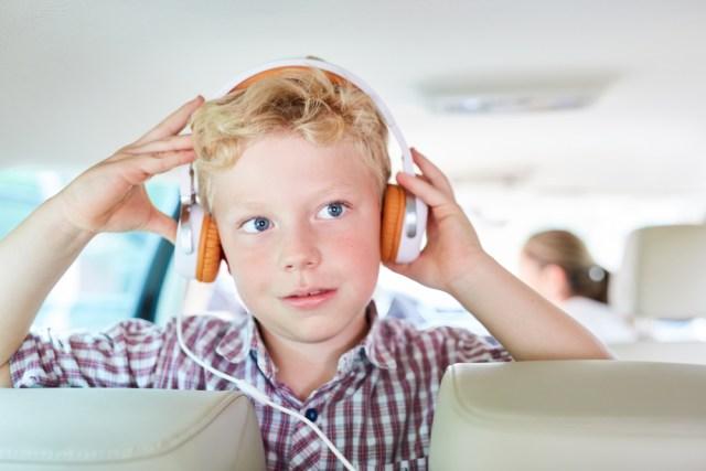 Foto Shutterstock door Robert Kneschke Luisterboek voor onderweg