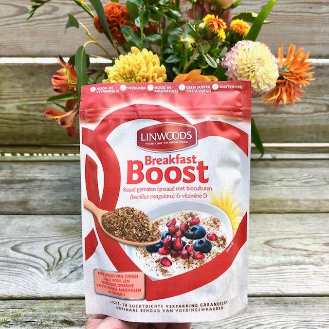 Jouwbox 6 - Breakfast Boost - Linwoods
