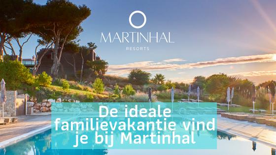 De ideale familievakantie vind je bij Martinhal
