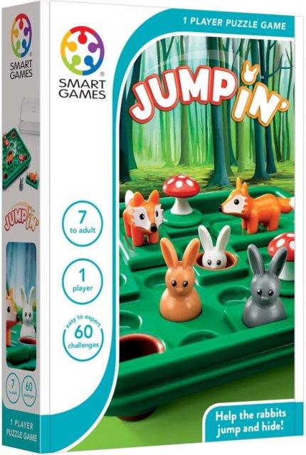 Jump In' Spelregels stap 1