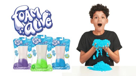 Foam-Alive
