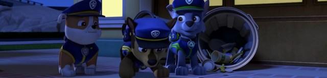 Paw Patrol - De Pups volgen een mysterie