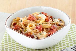 Creamy Basil & Tomato
