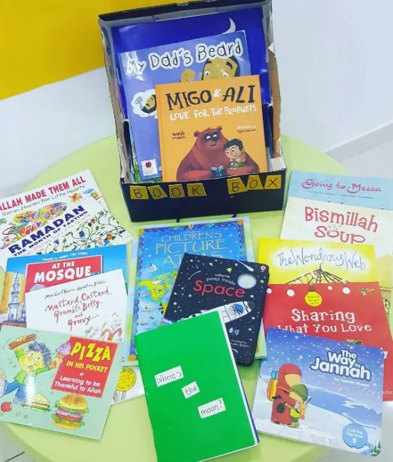Book collection Ramadan