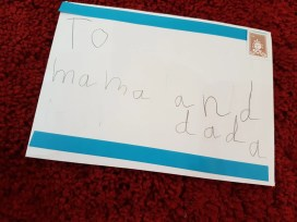 letter role play post