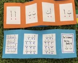 arabic fat-ha booklets