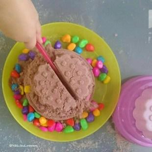 sand dough