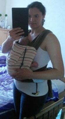 Mamatime - 1 Monat nach der Geburt - 64 kg, Abnehmen nach der Geburt