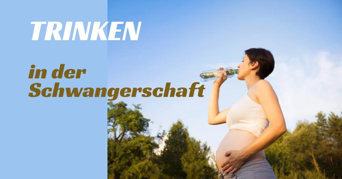 Warum ausreichend Flüssigkeit in der Schwangerschaft wichtig ist - Mamatime Blog