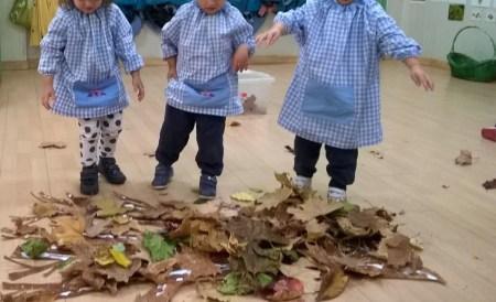 Actividades en la Escuela Infantil Mamatina de Aravaca (3)