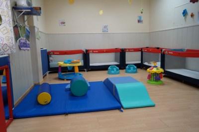 Sala de nido de la Escuela Infantil Mamatina de Aravaca (1)