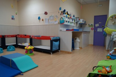 Sala de nido de la Escuela Infantil Mamatina de Aravaca (4)