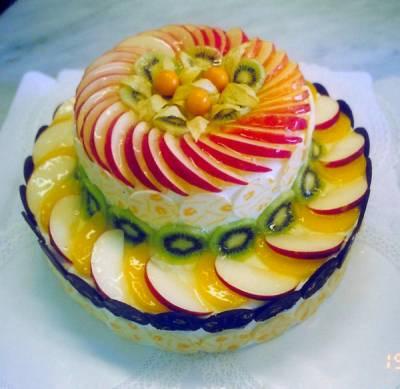 Вегетарианские торты / Торты на заказ Киев, Торты Киев ...