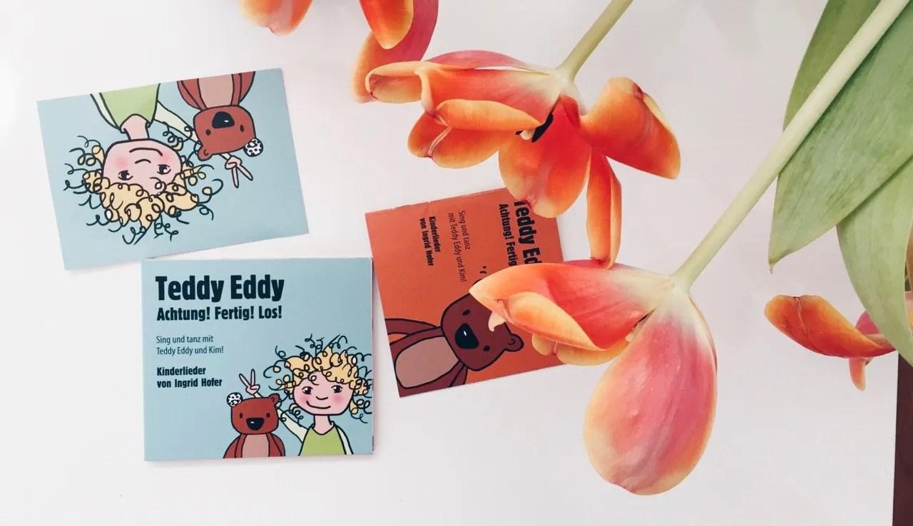 Teddy Eddy Kinderlieder 1