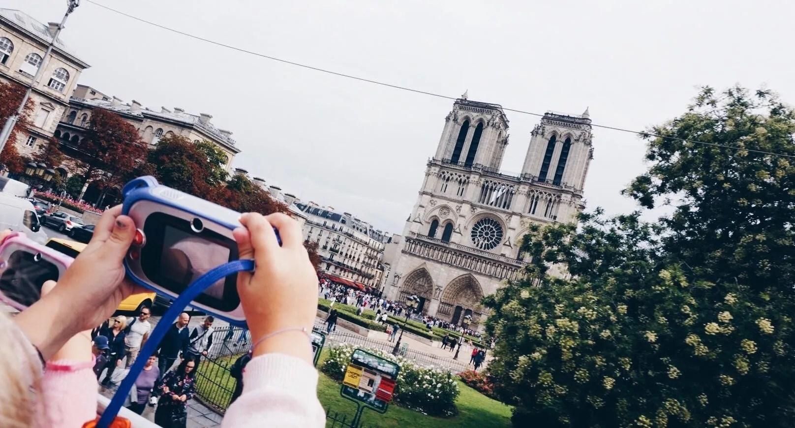 Paris: Städtetrip mit drei kleinen Kindern