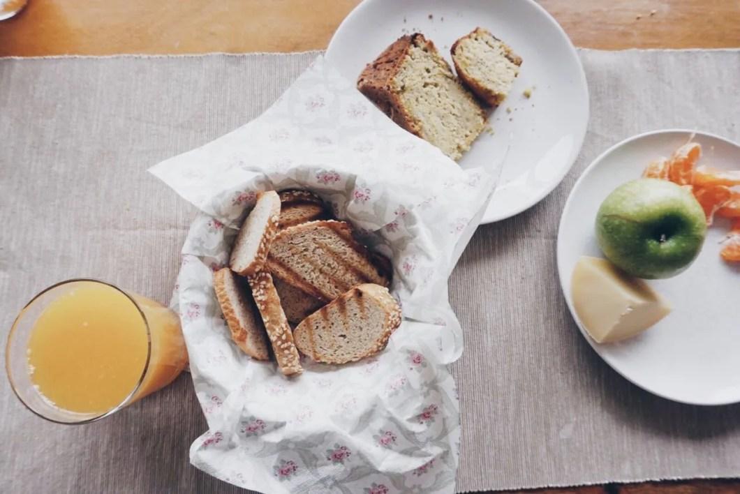 Gesund Frühstücken MamaWahnsinnHochDrei